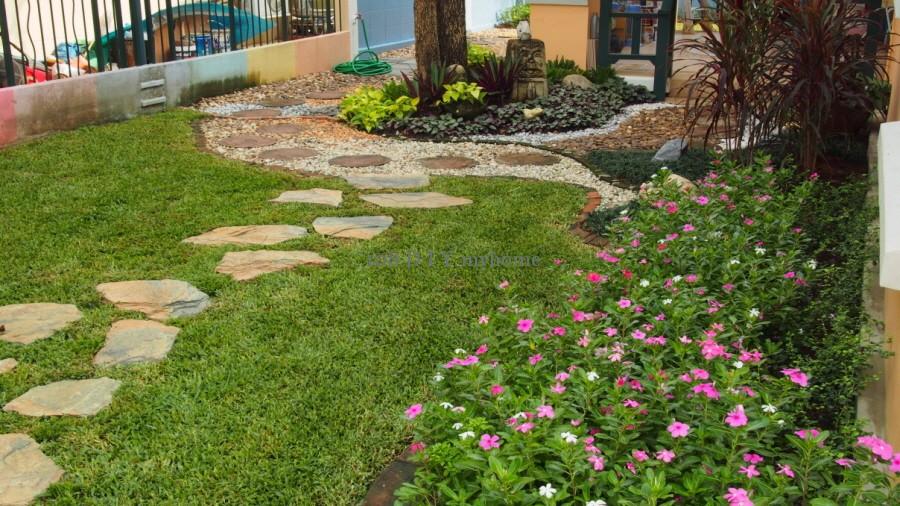 ดูแลสวน,การตัดสวน,สวนหน้าบ้าน
